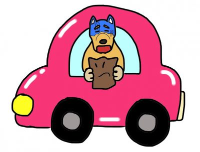 犬の車酔いを克服しよう ペットシッターsos 全国展開のペット